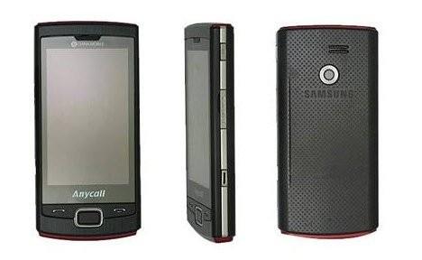 Новый сенсорный телефон Samsung B7300