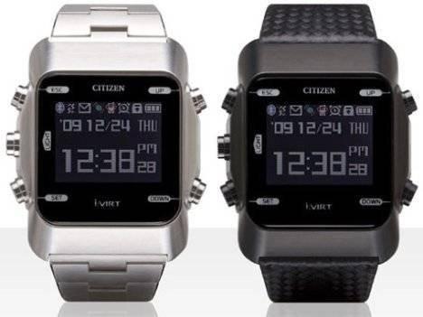 Bluetooth-часы Citizen AIBATO M