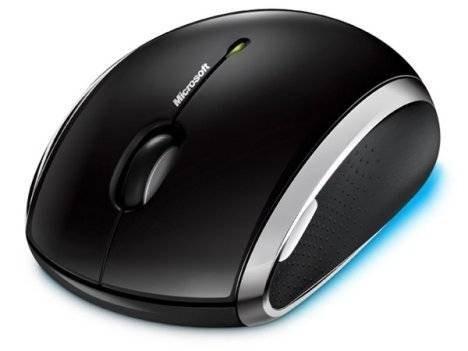 Беспроводные компактные мыши Microsoft Wireless Mobile Mouse 5000 и 6000