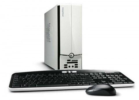 Компактный настольный компьютер eMachines EL1300