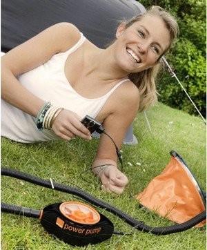 Orange Power Pump - насос для телефона