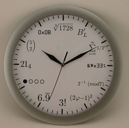 Geek Clock: Только для гиков