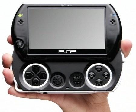Официальные сведения о Sony PSP Go