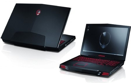 Геймерский лаптоп Alienware M17x All Powerful
