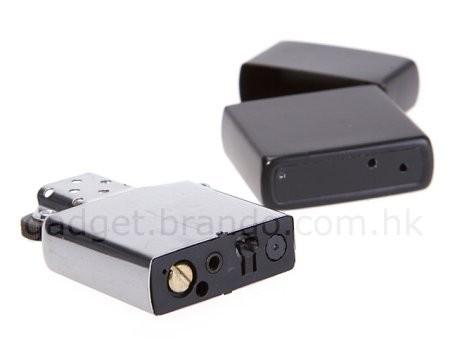 Зажигалка для шпионов Lighter Spy Camcorder