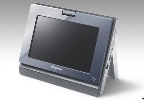 Портативный плеер Blu-ray Panasonic DMP-B15