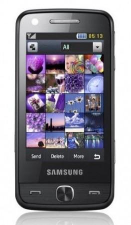 12-мегапиксельный камерафон Samsung Pixon12 M8910