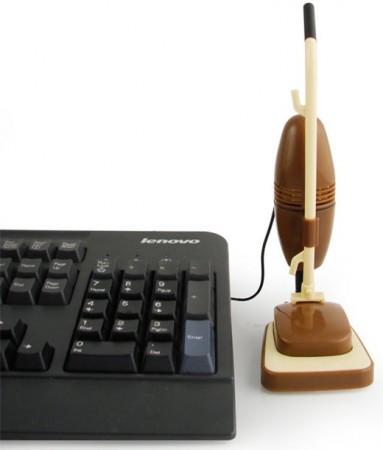 Настольный USB-пылесос