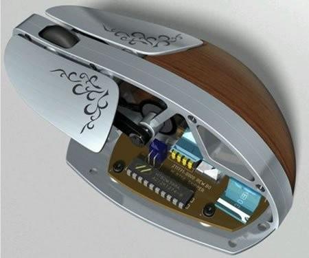 Дизайнерская мышь