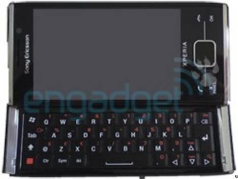 Спецификации Sony Ericsson XPERIA X2
