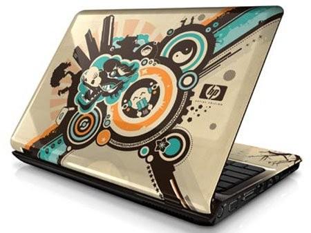 Дизайнерские ноутбуки HP Pavilion dv6t Artist Edition 2
