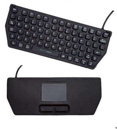 Компактная клавиатура от Econo-Keys