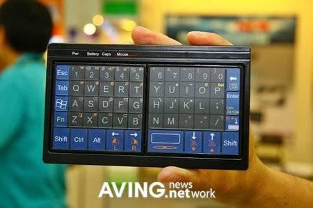 Bluetooth-клавиатура для лентяев