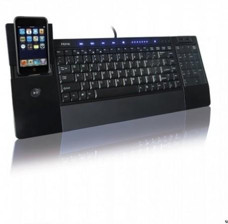 iConnect - док-клавиатура для iPhone