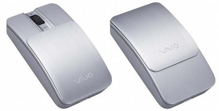 Компактная беспроводная мышь Sony Vaio VGP-BMS10/S
