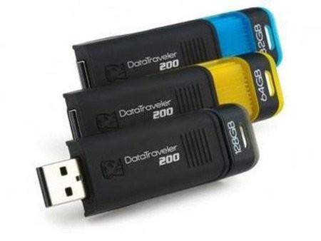 Первая в мире USB-флеш на 128 Гб