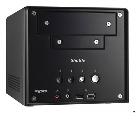 Мини-компьютер Shuttle SA76G2
