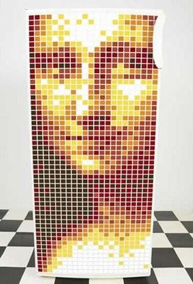 Motifo Magnet - мозаика на холодильнике