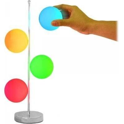 Разноцветная лампа фокусника