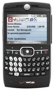 QWERTY-коммуникатор от Motorola