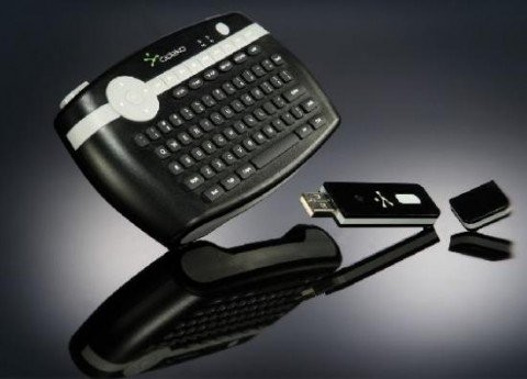 Беспроводная клавиатура Cideko Wireless Media Keyboard