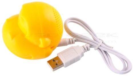 USB Monkey Head Speaker: Обезьяномания