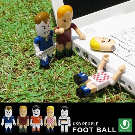 Сборная USB-флешек по футболу