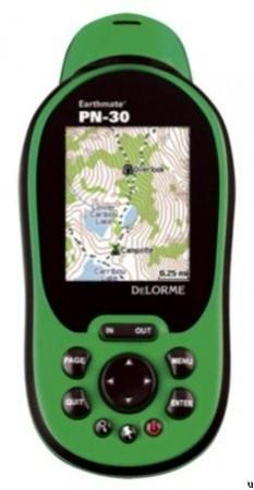GPS-навигатор DeLorme Earthmate PN-43