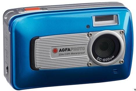 Водонепроницаемая фотокамера AgfaPhoto DC-600uw