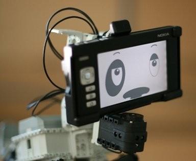 Nokia - голова для роботов