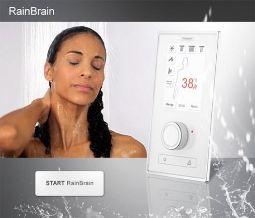 RAINBRAIN - умный душ