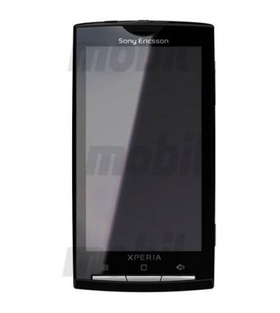 Первый телефон Sony Ericsson на платформе Android