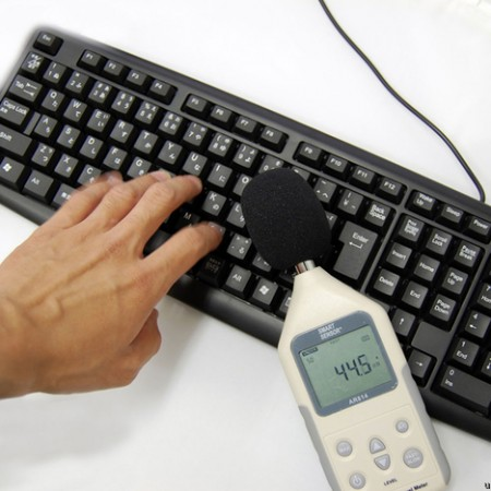 Тихая клавиатура Thanko Silent Keyboard EX