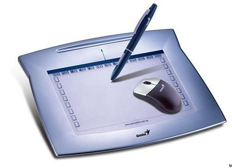 Новинки от Genius – EasyPen i405 и MousePen i608
