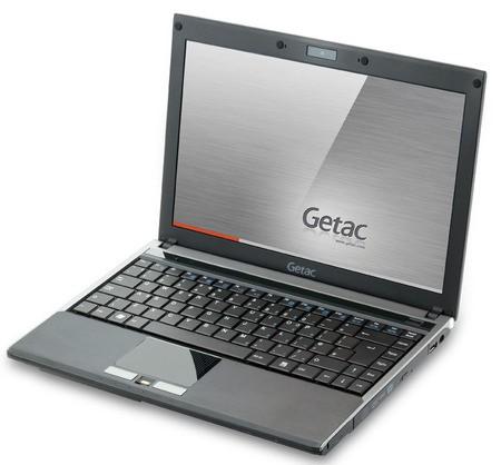Getac 9213 – прочный бизнес-ноутбук