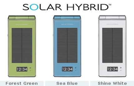 DoCoMo SH-08A – подводный телефон на солнечных батареях