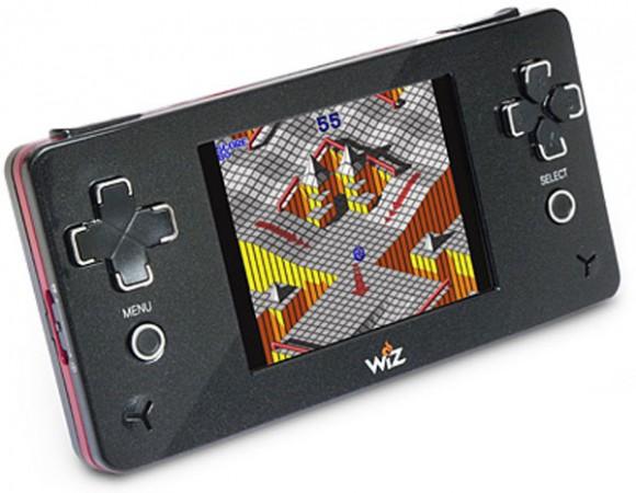 Портативная игровая консоль GP2X Wiz