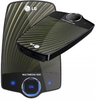 Внешний USB-накопитель LG XF1