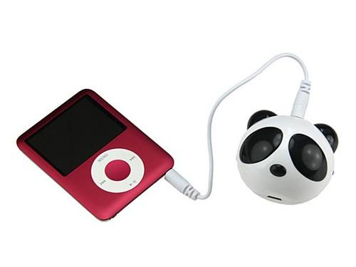 Mini Panda Speaker – динамик для любителей животных