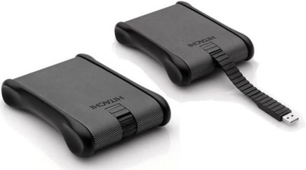 Сверхпрочные USB-накопители SimpleTech SimpleTough