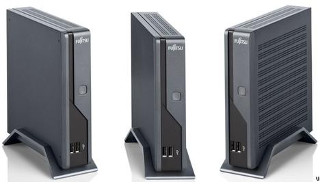 Мини-компьютер Fujitsu FUTRO S100