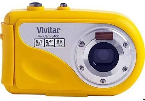 Камера для подводной съемки Vivitar ViviCam 8400
