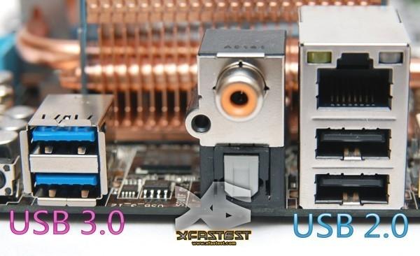 Первая материнская плата с поддержкой USB 3.0 от Asus