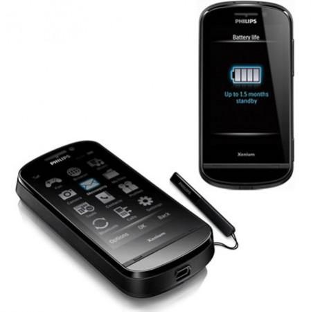 X830 – новый Philips Xenium