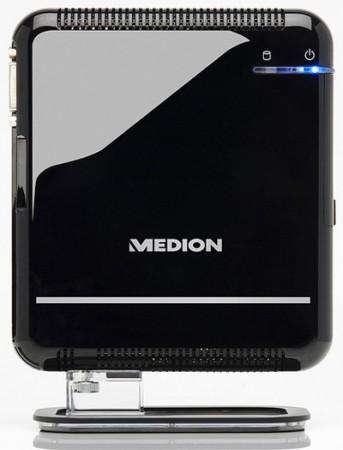 Medion Akoya Mini E2076 D – стильный двухъядерный неттоп