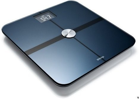 Беспроводные весы Withings Wi-Fi Body Scale