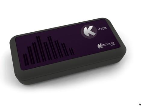 Kerchoonz выпускает аудиосистему K-box