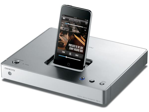 Док-станция для iPod – Onkyo ND-S1 iPod Dock