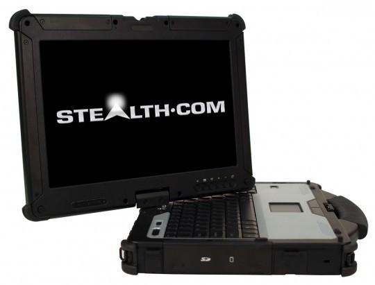 Stealth NW-2000 – прочный сенсорный нетбук