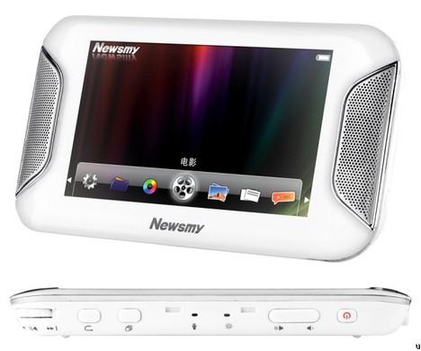 Портативный медиаплеер Newsmy A8HD